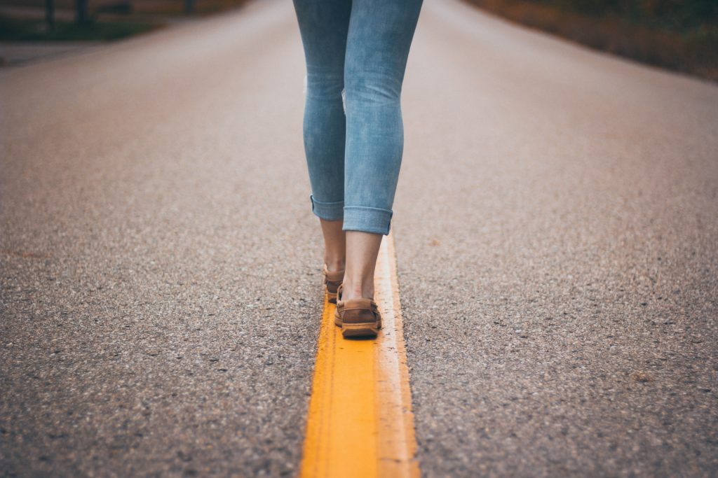 walking can help you recover faster from a csection