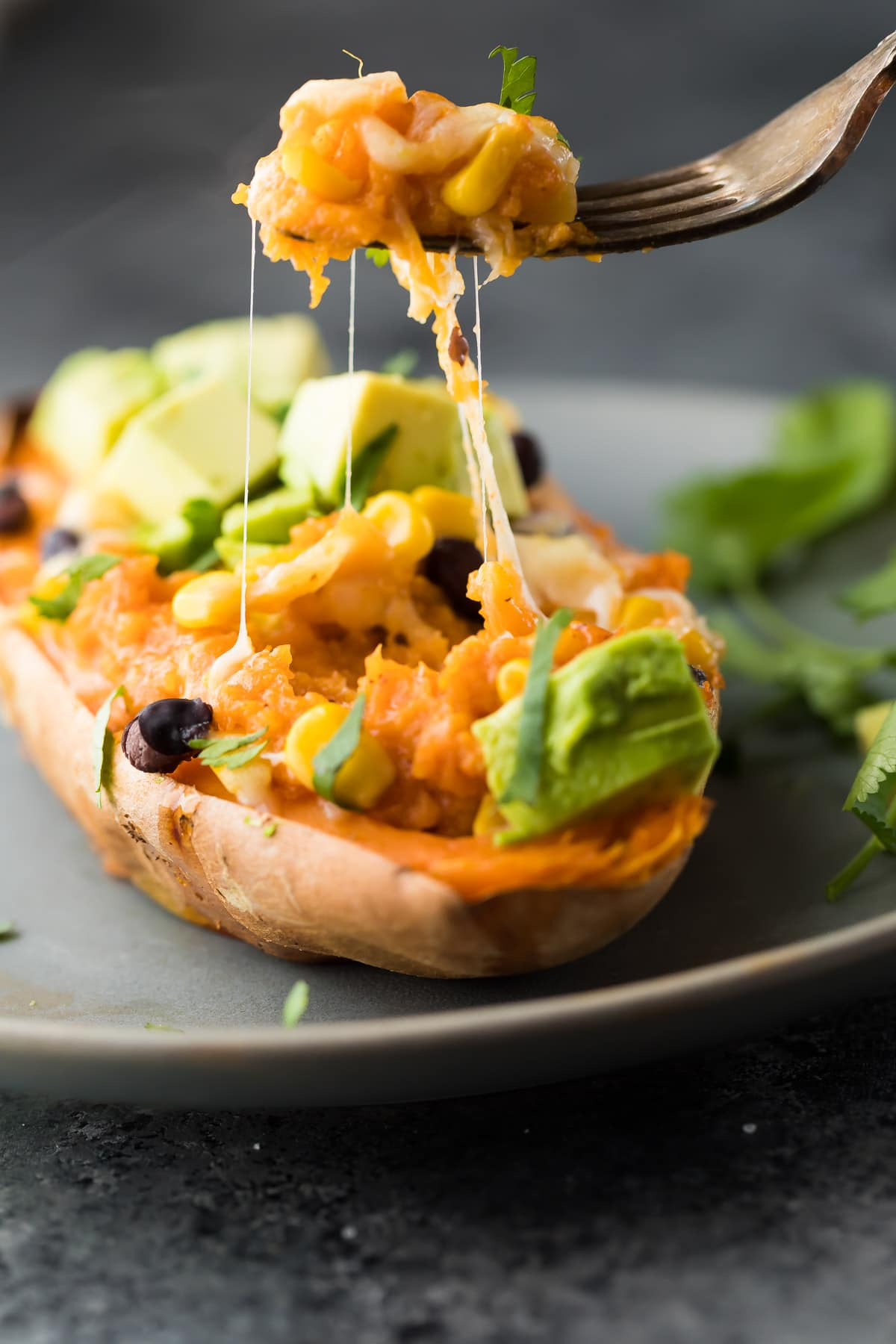 Freezer-Enchilada-Stuffed-Sweet-Potatoes-