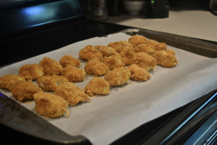 homemade chicken nuggets you can freeze