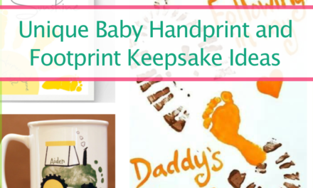 Best Baby Handprint And Footprint Art Keepsake Ideas