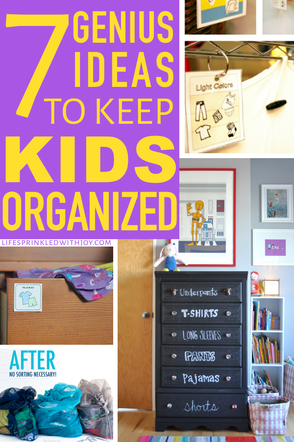 Keep your kids organized and teach them to put up after themselves with these amazing ideas! Check out these super easy tips to avoid toy clutter and all the kid stuff and FINALLY have an organized home you can ENJOY! #decluttering #organizing #laundryhacks #laundry #laundryideas #clutter #organization #homeorganization #kidsorganization #kidsbedroom #kids #housekeeping #homeideas #organizingtips #hacks #chores #kidschores
