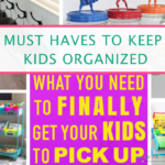 The Ultimate Must Haves To Keep Your Kids Organized
