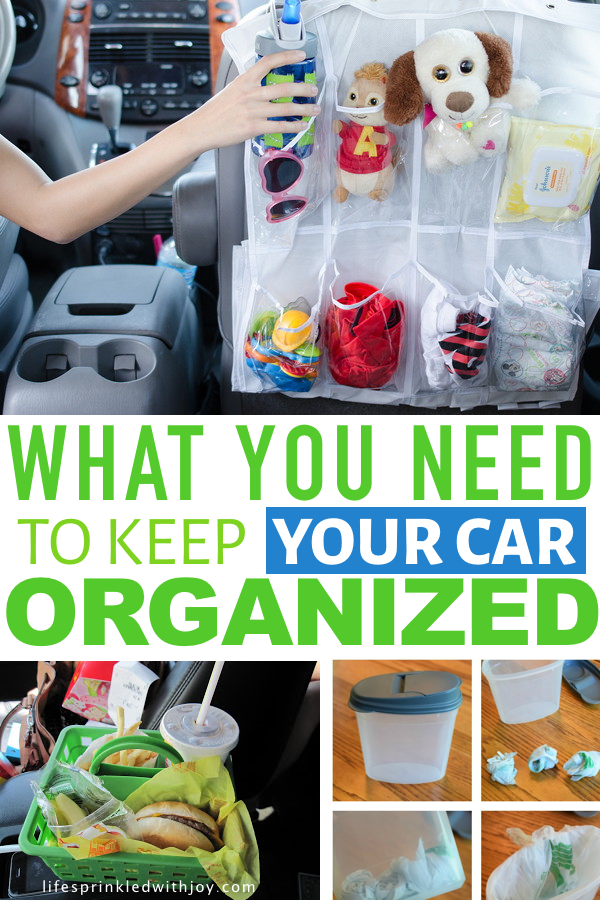 These tips are just want you need to keep your car organized! This is how I will definitely survive those summer road trips! #stayingorganized #car #organizing #organization #decluttering #traveling #roadrip #cleaningthecar #cleaning #cleaningtips #homeorganization