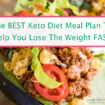 Best KETO DIET Meal Plan For Beginners