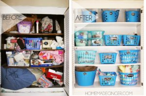 it doesn't have to cost a ton to keep your home organized—try these amazing tips all from the dollar store! #homeorganization #organizing #homehacks #organization #organizedhome #organizinghacks #organizingideas #diy #diyorganizing #dollarstore #dollarstorehacks #homeideas #decor #cleanandorganized #cheap #inexpensive #quickfix #clutterfree #gettingridofclutter #dollarstorefinds #dollarstoresolutions #homeorganizationideas